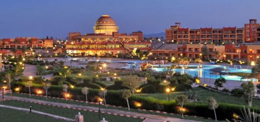 Новый рай Египта – Марса-Алам